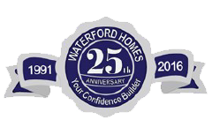 Waterford Homes - 1991-2016 25th Anniversary