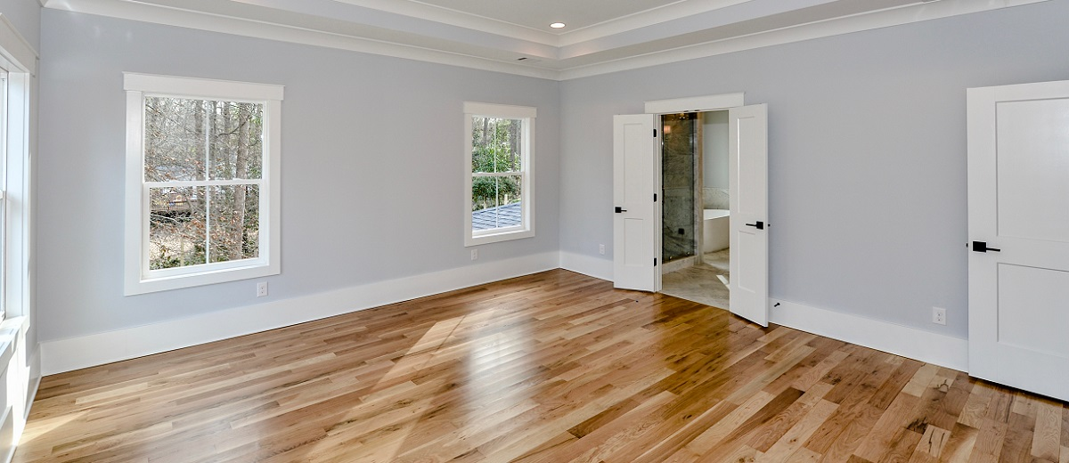 White Oak Floors in Natural Light
