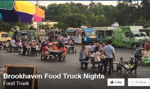Brookhaven Food Truck Nights