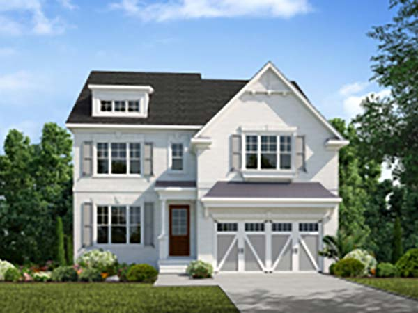 WATERFORD HOMES INTRODUCES HARRIS WALK IN ALPHARETTA