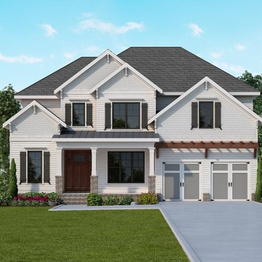 New House Plans Homes For Sale In Brookhaven Ga