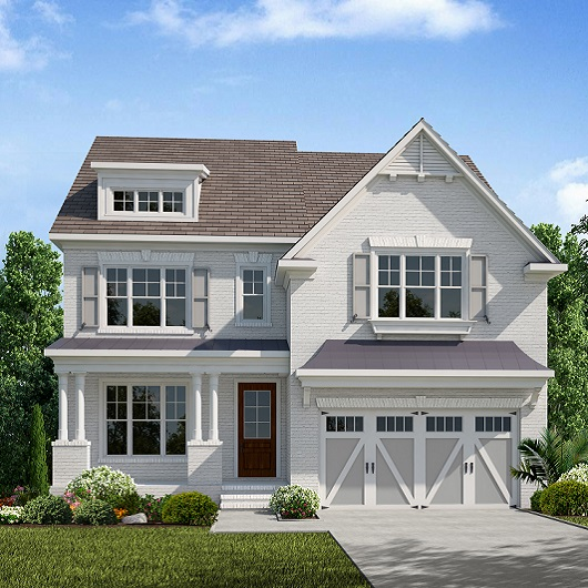 Build On Your Lot Atlanta Custom Home Builders New House Plans