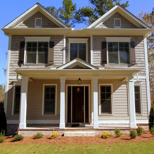Atlanta custom home builders new home design photo gallery for Modern home builders atlanta