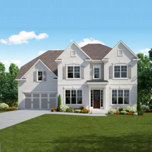Atlanta Landscaping Portfolio: New Homes In Marietta, GA 30064