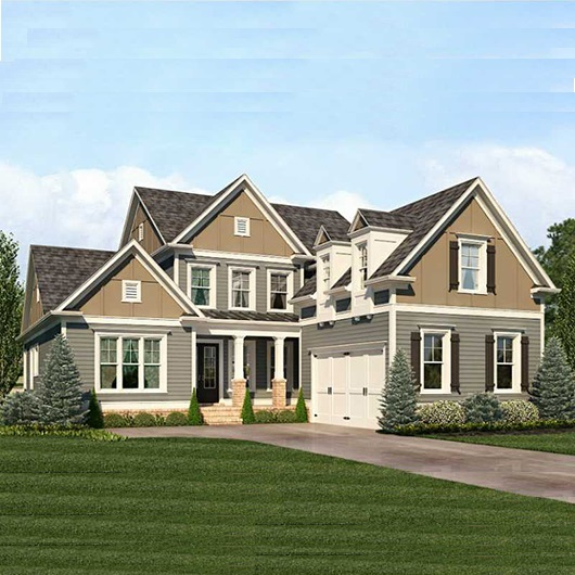 New house plans homes for sale in braselton ga chateau for Homes for sale with floor plans