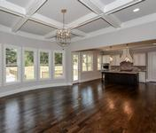 Open Floor plan in Custom East Cobb home built by Waterford Homes