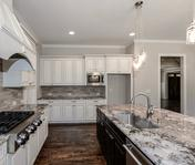 Elegant Open Kitchen in Custom East Cobb home built by Waterford Homes