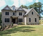 Custom East Cobb home built by Waterford Homes