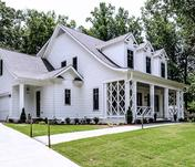 Custom Details in this Modern Farmhouse style home in Chamblee, GA by Waterford Homes