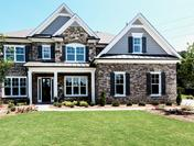 The Callahan 5 Bedroom Plan with Keeping Room at Provence by Waterford Homes at Regency Point