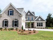 Provence Master On Main Plan by Waterford Homes at Regency Point
