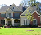 Lake Forest home built by Atlanta Home Builder Waterford Homes