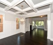 Formal Dining Room in home built by Atlanta Home builder Waterford Homes in Brookhaven