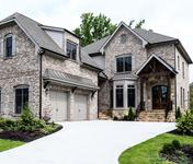 Aragon Courtyard plan built by Waterford Homes in Sandy Springs