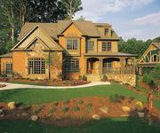 Haverford built by Atlanta Home builder Waterford Homes