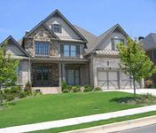 Thornberry Master on Main built by Atlanta home builder Waterford Homes