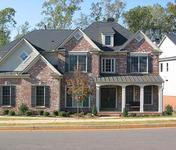 Vickford built by Atlanta Home builder Waterford Homes