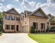 Waverly Master on Main built by Atlanta home builder Waterford Homes