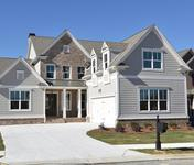 Provence Master on Main built by Atlanta home builder Waterford Homes