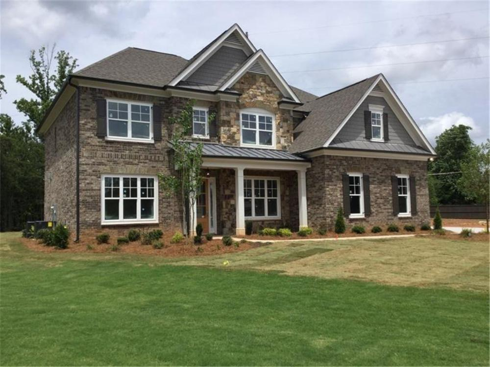 New Home Plans Home Designs Houses For Sale In Atlanta Ga